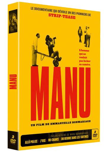 dvd MANU
