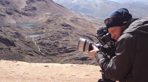 Johan Legraie shooting